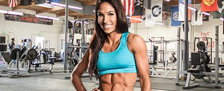Karina Baymiller - Fitness 360 - Petite Powerhouse