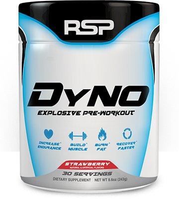 RSP Nutrition DyNO