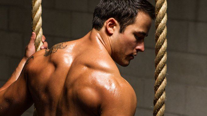 Sean Sarantos Fitness 360: Never Say Die