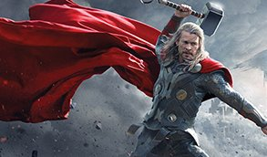Chris Hemsworth's Thor Two Workout