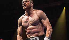 Jake Gyllenhaal's Get Shredded Southpaw Workout