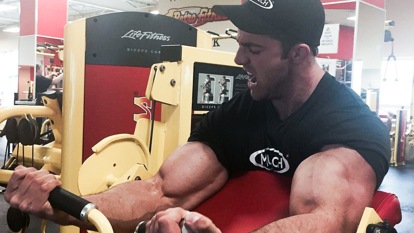 Mass-Gaining Tips From A 270-Pound Monster