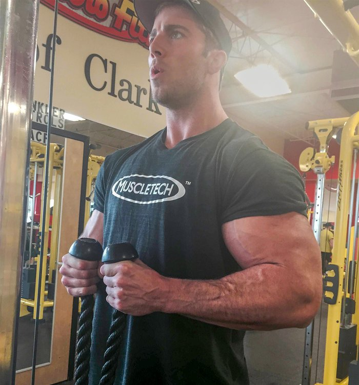 Mass Gaining Tips From a 270 lbs Monster