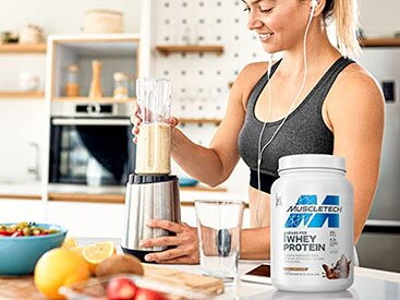 MuscleTech 100% Grass-Fed Whey Protein Powder - Key Ingredients