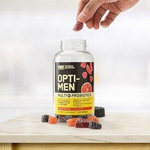 ON OptiMen Gummy Product Benefits