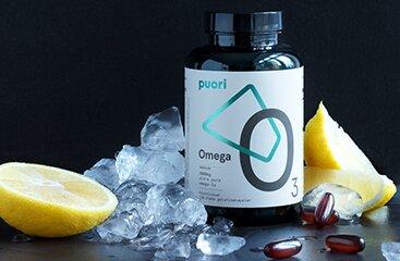 Puori O3 Ultra Pure Fish Oil Capsules - image 2