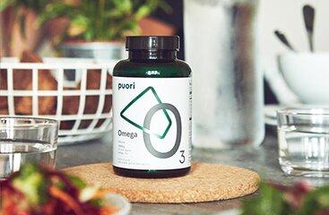Puori O3 Ultra Pure Fish Oil Capsules - image 3