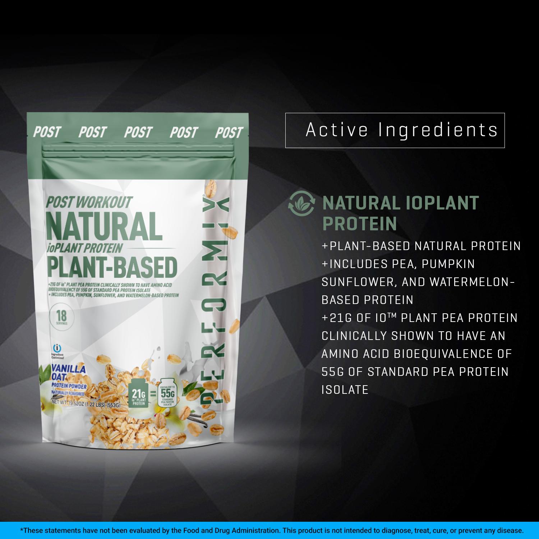 Performix iOplant Key Ingredients