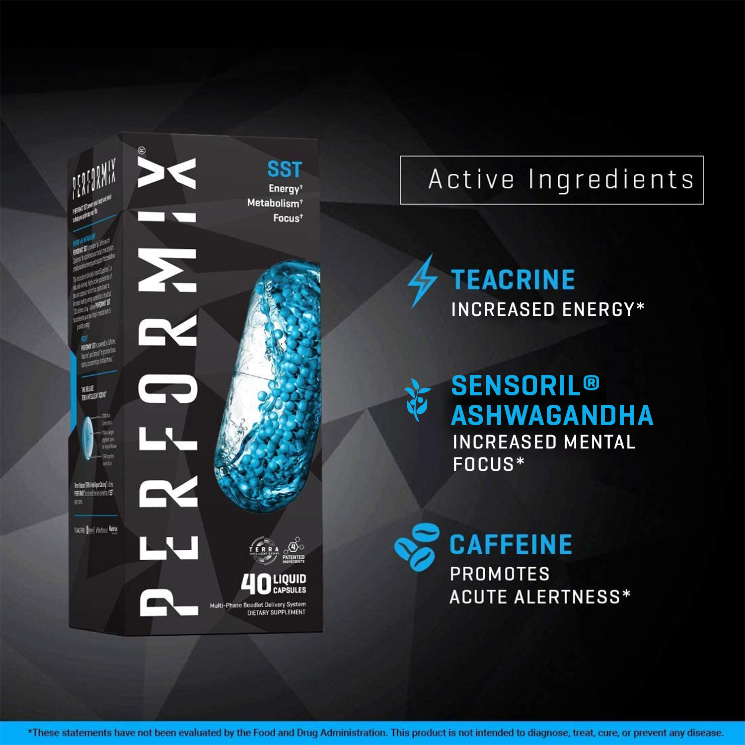 Performix SST Product Benefits