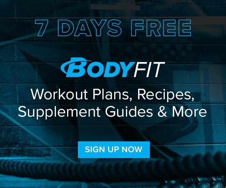 BodyFit-7 Days On Us