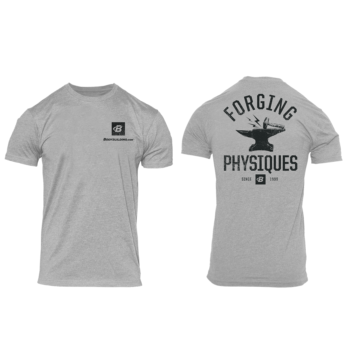 Forging Physiques Front Back