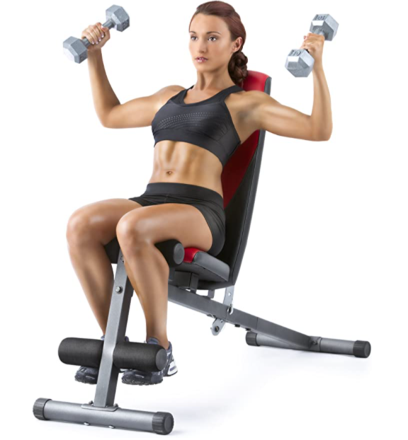 Pro 255 L Adjustable Weight Bench - 3
