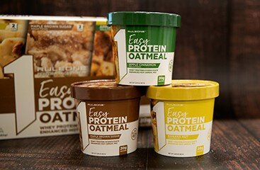 Rule 1 Easy Protein Oatmeal Key Ingredients