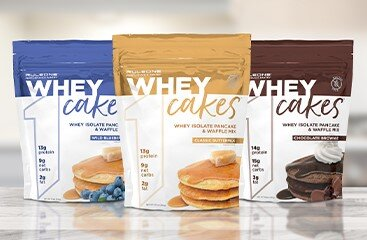 Rule 1 Easy Protein Whey Cakes Key Ingredients