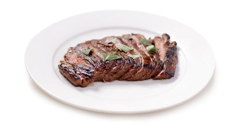 Mustard Flank Steak