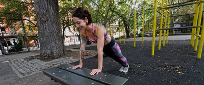 Beginning Bodyweight Strength Training For Women