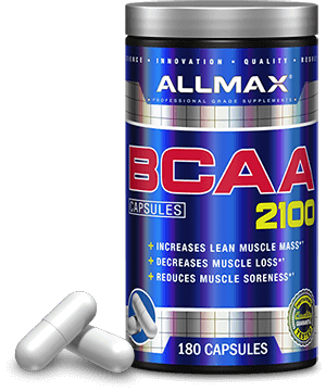 BCAA 2100 Container