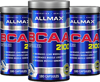 BCAA 2100 Containers