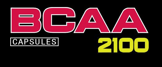 BCAA 2100 Capsules