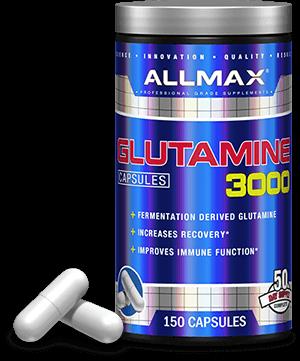 Glutamine 3000 Container