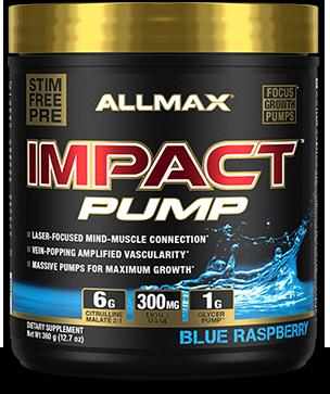Impact Pump Container