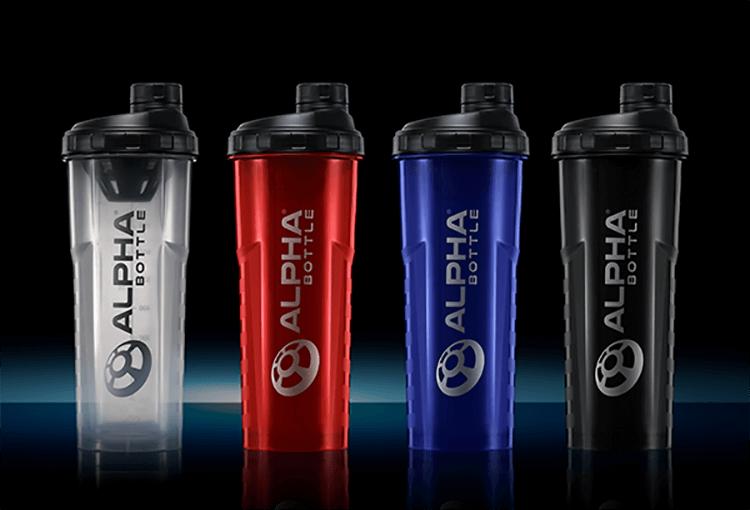 Alpha V2 Bottles