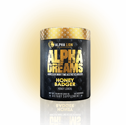 Alpha Dreams Bottle