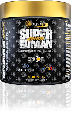 Alpha Lion SuperHuman Armor