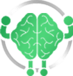 Flexing Brain Icon