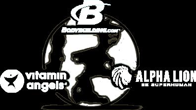 Bodybuilding.com + Vitamin Angels + Alpha Lion