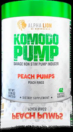 Komodo Pump Container