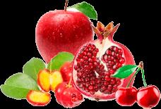 Pomegranate, Cherry, Apple & Acerola