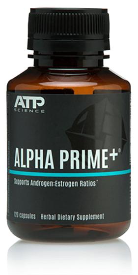 Alpha Prime+ Bottle