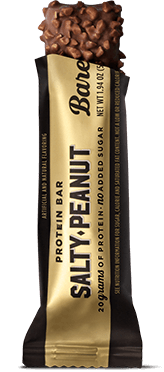 Salty Peanut Protein Bar