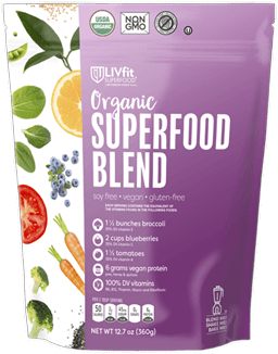 Organic Superfood Blend Bag