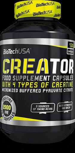 CreaTor Container