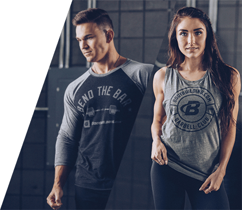 BBcom Barbell Club Clothing