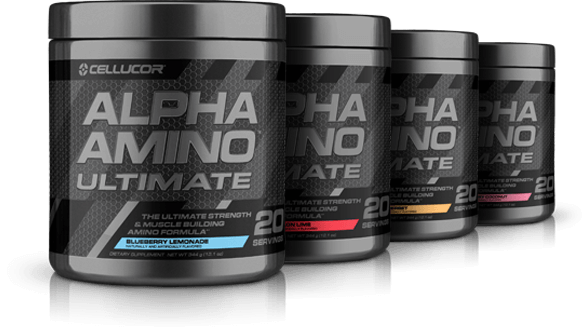 Alpha Amino Ultimate Containers