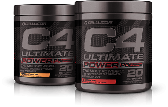 C4 Ultimate Power Containers