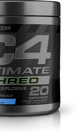 C4 Ultimate Shred Container