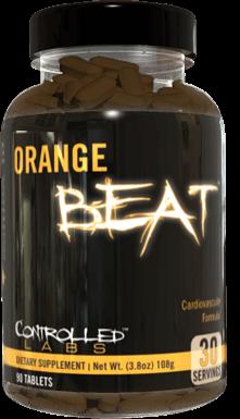 Orange Beat Container