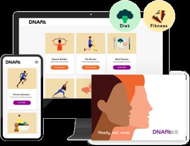 DNAfit Kit