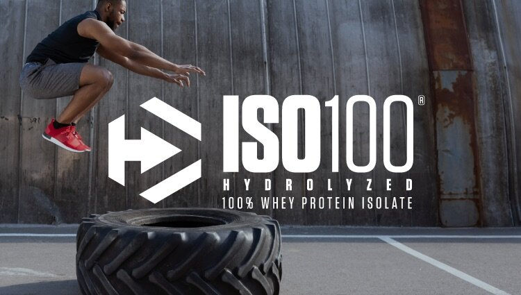 Dymatize ISO100 - Video Billboard Placeholder