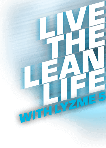 Live The Lean Life With Lyzme 5