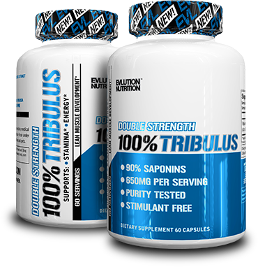 100% Tribulus Bottle Container