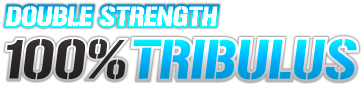 Double Strength 100% Tribulus