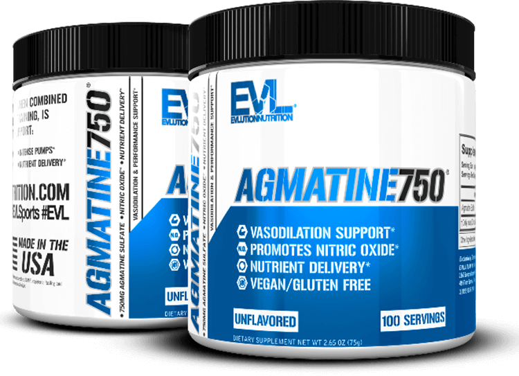 Agmatine750 Containers