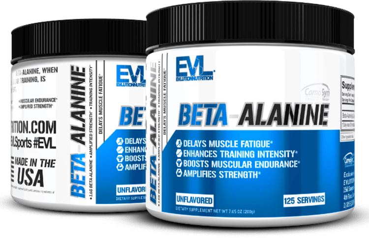Beta-Alanine Containers