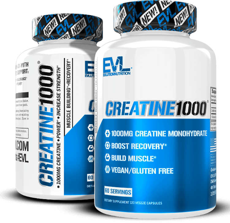 Creatine1000 Containers
