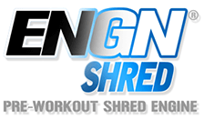 ENGN Shred Logo